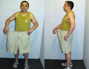 Soul-Full Living Dave Hadfield After 20 Week Challenge Personal Training Palmerston North