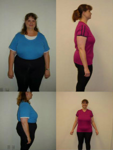 Soul-Full Living Jolene Before and After 20 week Challenge Personal Training Palmerston North